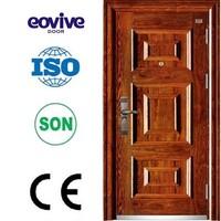 Nigeria Iddis brand steel secrity door design