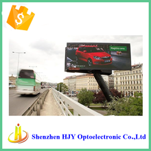 high definition P6 outdoor different color traffic message led signs