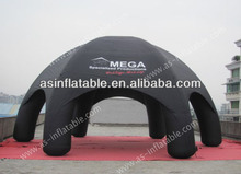 lighting advertising balloon giant inflatable spider tents