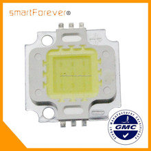 Low price 10W 900LM 12V White Color led cob chip