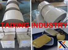 lacquered aluminium foil use for airline trays
