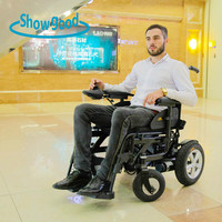 Showgood Modern and high-end Portable Foldable Power Wheelchair