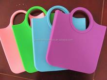 China Supplier Hot Selling silicone handbag