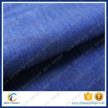 2015 high quality 100% cotton denim jeans fabric wholesale
