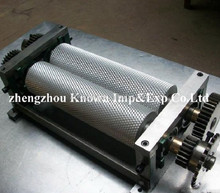 beeswax foundation making machinery roller / roller for beeswax foundation sheet mill for sale