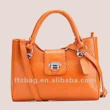 Latest Lady 100% Real Leather Bag