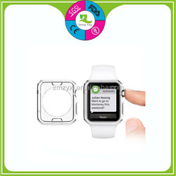 2015 New Hot Selling Thin Full Protect silicone Case For Apple i Watch