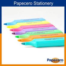 2015 New Multi Color Pen Highlighter Ink Refill