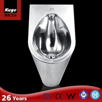 CE Certificate Wall-mounted Stainless Steel Vintage Urinal