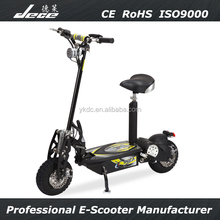 2015New design green power electric scooter36v800W big tyres 2wheels for adult