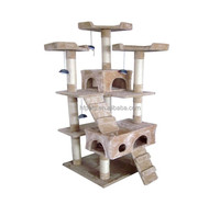 High Quality Fashion Cheap Cat Tree House