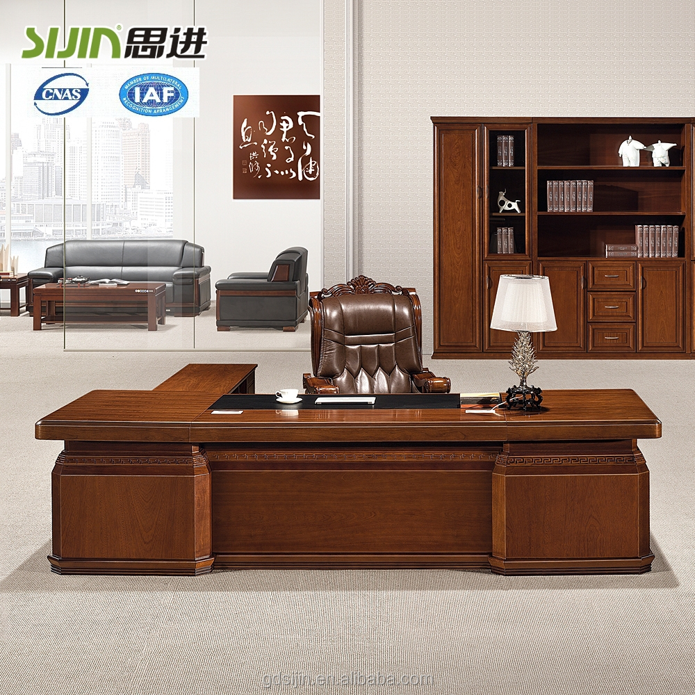 2015 new office table design executive office table office for Table design 2015