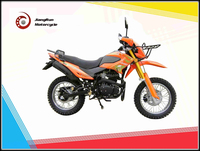 200CC Zongshen engine dirt bike JY200GY-18IV motorcycle