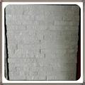 cuarcita blanca de piedra decorativa