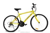 mountain bike frame oem steel,26 inch 18speed mountain bike