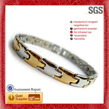 Energetic health for people broad bangle up and down heart open mouth bangle