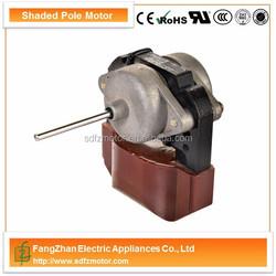 UL Motor, Fan Motor, Shaded Pole Motor, AC Motor FZ6109A-601