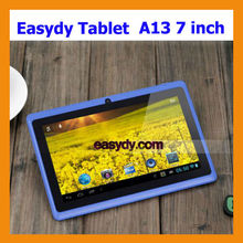 Cheapest $34 7 inch cheap china android tablet Q88 allwinner A13 tablet pc shenzhen custom tablets from china