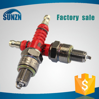 Top selling products 2015 spark plugs for motorcycles