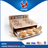 2015 newly developed food box food packaging paper food box