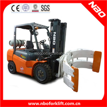 3.5 ton LPG forklift clamp, forklift paper roll clamp, forklift attachment