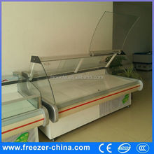 deli display cooler commercial use refrigerator