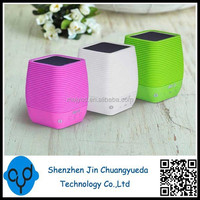 Bluetooth V3.0 + Answer Phone Call Silicone Mini Speaker for iPhone and HTC