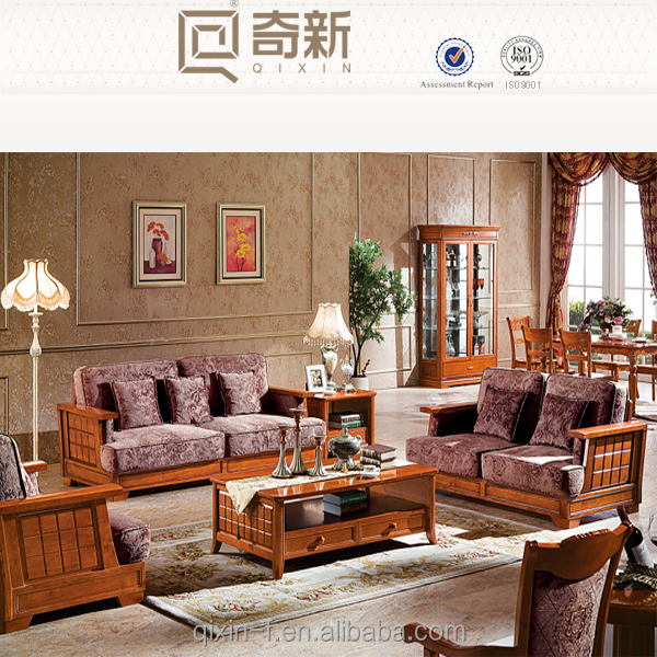 solid wood living room furniture