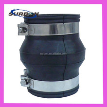 CE/ISO/SGS rubber bellows pipe joint