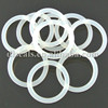 Clear silicone o-ring for making machine
