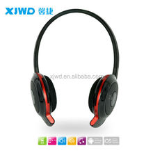 Newest bluetooth sports headset stero music play back hands free and track control