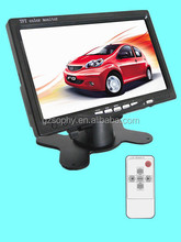 Manufacturers selling 800 x 480 car 7 inch stand alone rearview monitor
