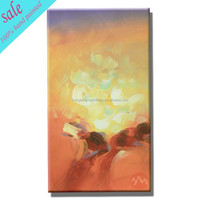 Handmade oil painting picture abstract art