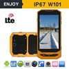 android nfc device 5 inch Screen Quad Core MTK6735 2G+16G GPS/NFC/BT/4G Rugged Phone Enjoy W101