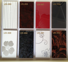 ZH Brand High Glossy Acrylic Sheet Factories in Foshan China