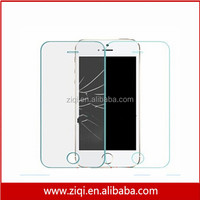 Factory wholesale tempered glass screen protective film for mobile phone with flat edge