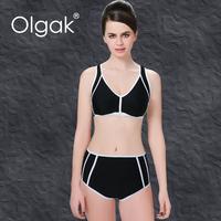 Olgak 2016 Women With Padded Fashion Swimsuit