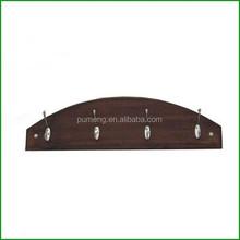 Wholesale Wooden Wall Mounted Coat Rack