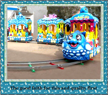 More than 10 years experience in theme park ride for sale ocean train