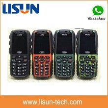Land Rover A8/A9N mini rugged waterproof mobile phone shockproof outdoor cell phone with whatsapp,facebook,Twitter