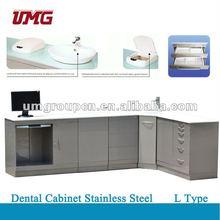 gabinete hospital o gabinete Clínica dental del metal para la venta