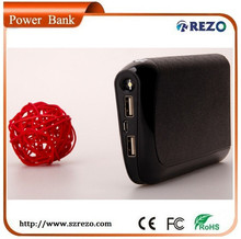 2014 Newest Wireless Travel 20800mah Power Bank Charger Portable