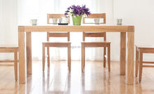 High quality best sell wooden furniture dinning tables