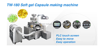 TW-180 Competitive price soft gelatin capsule filling machine