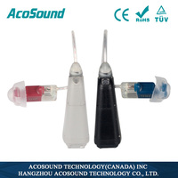 AcoSound Pioneer II 410 RIC mini BTE hearing aid