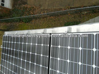 solar energy technology 500W New Green Solar Energy Products