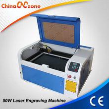 Hot Sales Scotle XB-460 50W CO2 Small Laser Cutter Machine
