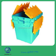 171L Large Stackable Plastic Storage Moving Crate