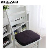 2015 new style thin chair pad in cushion/chair pads for metal folding chairs