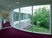 Jinyao 12.38mm laminated glass door and window safe glass